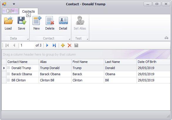 Chương trình chạy với Sql Server Express